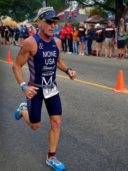 marc mone triathlon coach running