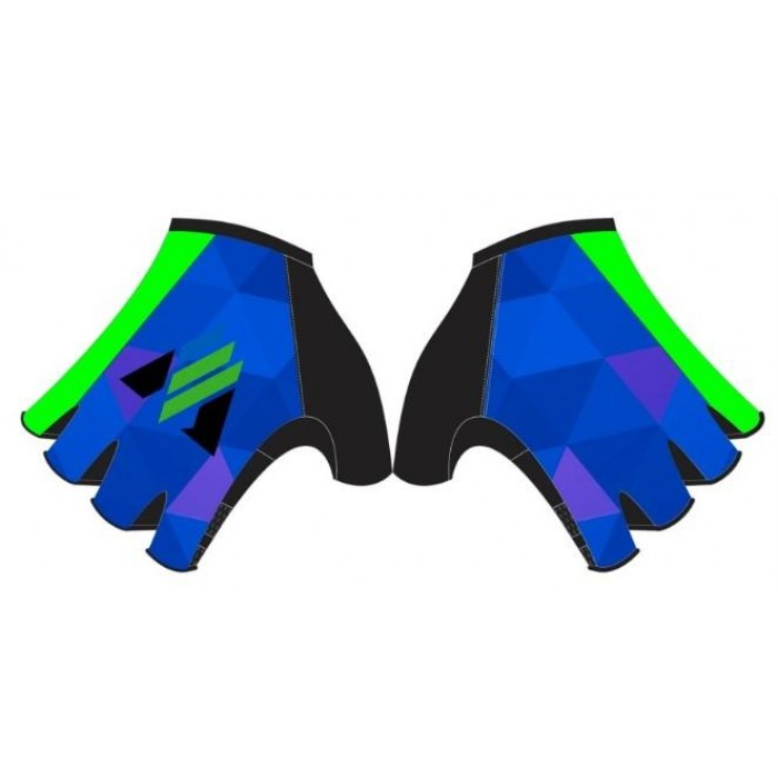 Unisex Short Finger Cycling Gloves